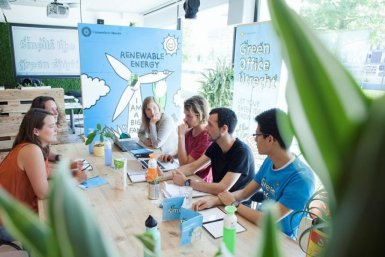 green office 3