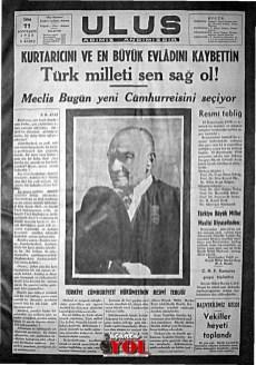 10 kasım 1938 gazete manşetleri (19)