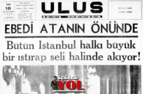 10 kasım 1938 gazete manşetleri (21)