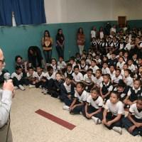 En el centenario  de su nacimiento: Rector Jesús María Bianco renace en  el alma  de  los  niños
