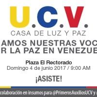 La UCV abre un espacio de encuentro para los venezolanos