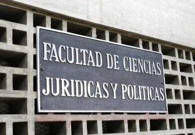 Ciencias Jurídicas y Políticas se ayuda económicamente con sus postgrados