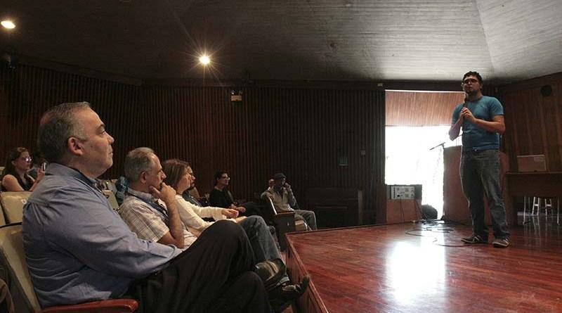 """Conversatorio UCV: """"Los ciudadanos se han apoderado de Internet y sus redes sociales"""""""