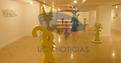 """Galería de Arte Universitaria recibe exposición """"Conformación Lúdica""""en 2D y 3D"""