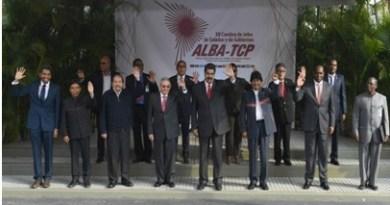 ALBA en Caracas: artificio y trasfondo