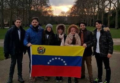 Ucevistas triunfan en Londres en el Modelo de Naciones Unidas más grande de Europa