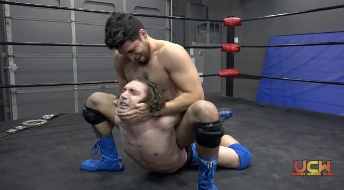 Match 757: Lobo Gris Vs. Champion Zack Reno