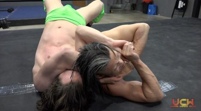 Match 760: Jessie Lee Vs. Champion Zack Reno