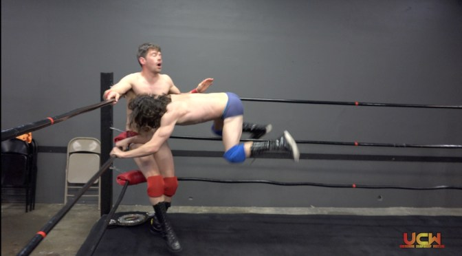 Match 776: Axel Vs. Champion Zack Reno