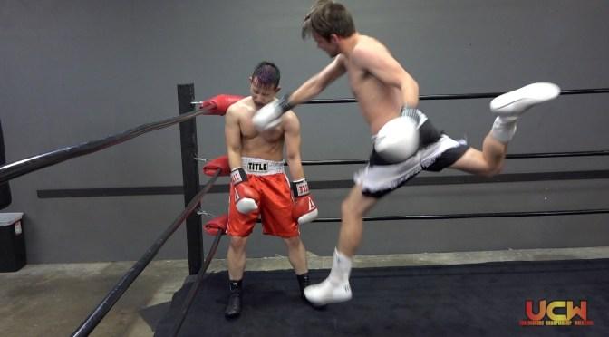 Match 643: TK Wu Vs. Axel – UCW Boxing