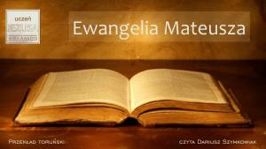 Ewangelia Mateusza