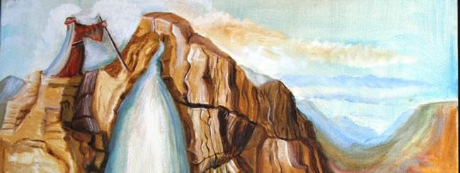 W czym Mojżesz podpadł Bogu?