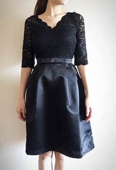 平子理沙さん着用のレディースに人気のドレス