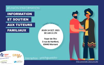Réunion d'information ISTF le jeudi 14 octobre