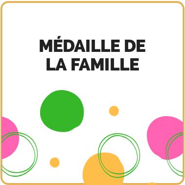 Médaille de la Famille
