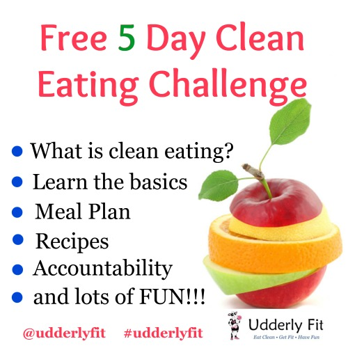 5 Day Free Clean Eating Challenge