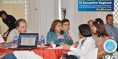 II Encuentro regional de RECLA 2012