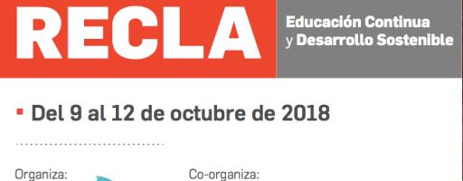 Encuentro Internacional RECLA 2018