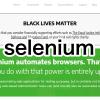 【Python】UI(ユーザーインターフェイス)テストできるselenium