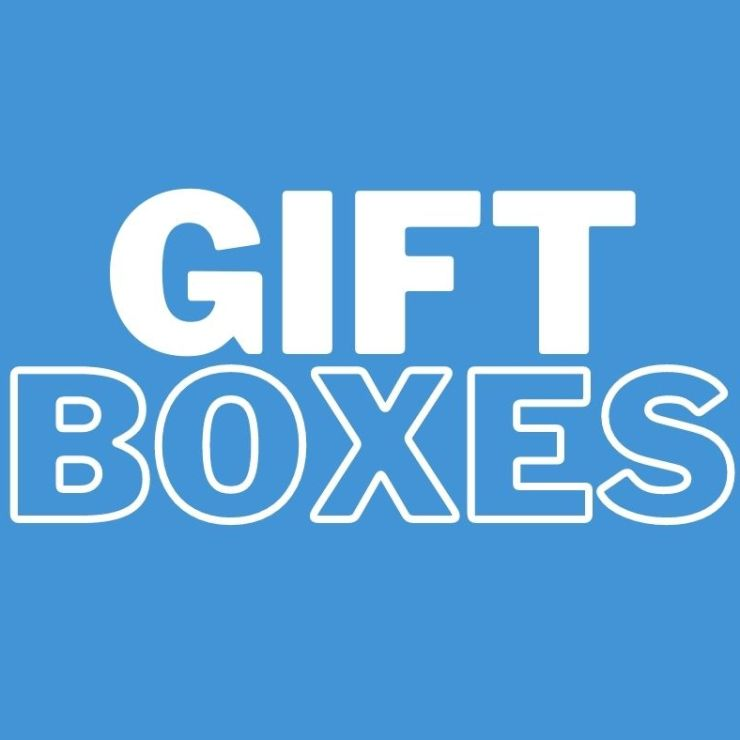 Surprise your customers or employees with one of our awesome gift boxes.
