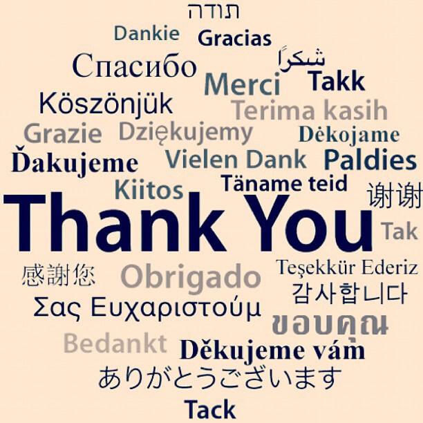 150 Ucapan Terima Kasih Untuk Sahabat Teman Pacar Dan Orang Tua