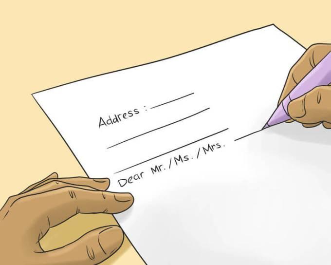 Contoh surat izin sekolah