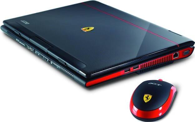 Acer Ferrari 1100