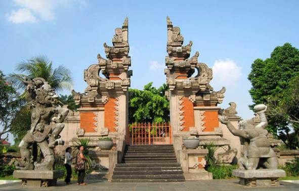 1050+ Gambar Rumah Adat Bali Natah Terbaru