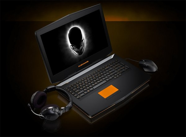 merk laptop alienware