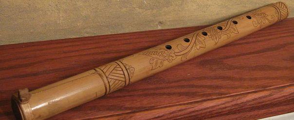 alat musik tradisional bali seruling