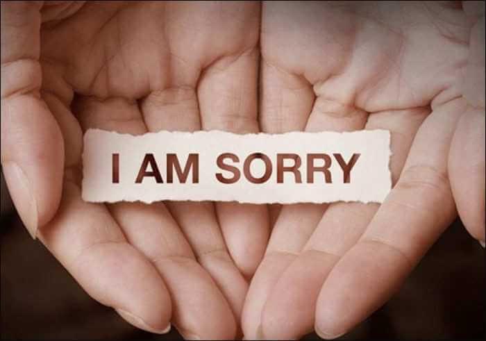 350 Kata Kata Minta Maaf Yang Sopan Halus Tulus Menyentuh Hati