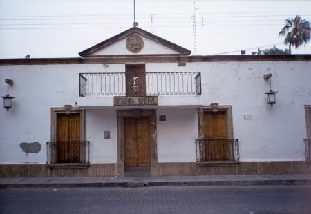 Habitantes del municipio de Villa Corona se manifestaron