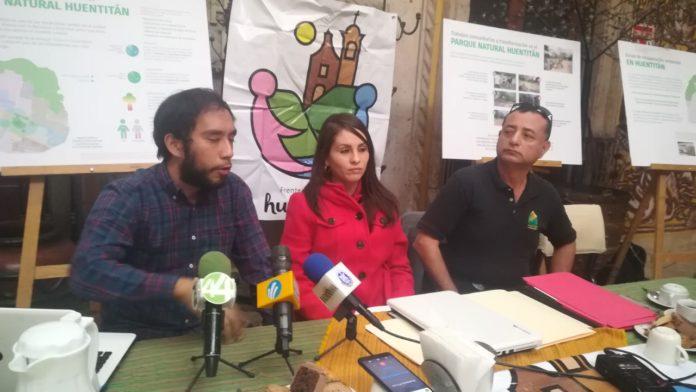 protección ambiental Huentitán