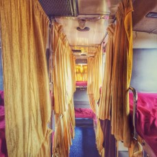 VLR Sleeper Bus Pune to Hampi India