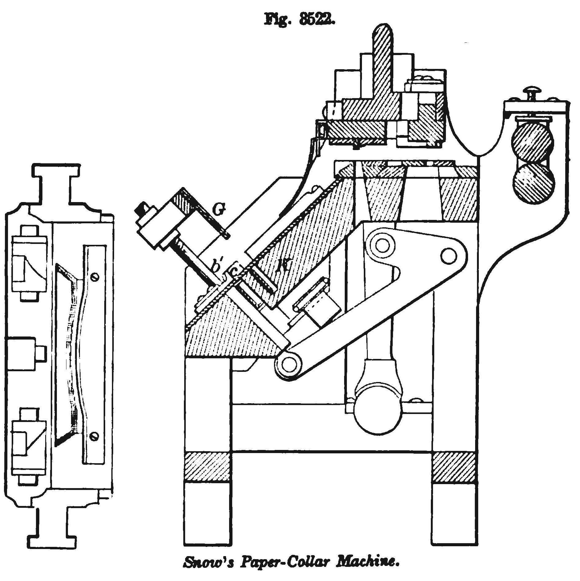 Iii The Age Of Paper Pulp Patents Machines And