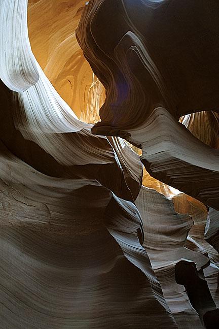Каньон Антилопы в США. Фото