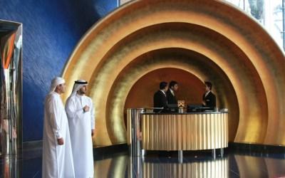 Burj-al-Arab er overvurderet luksus i guld og marmor