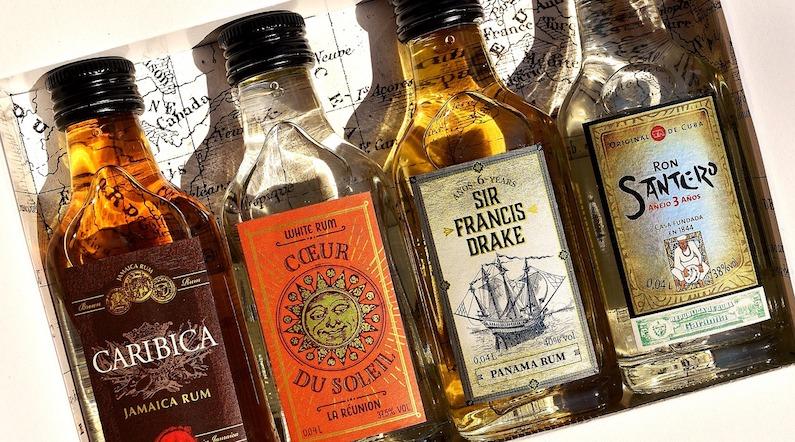 Rom: Fra sørøversprøjt til drink for livsnydere