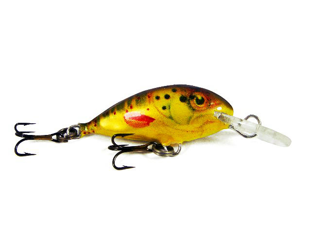 Ugly Duckling ultra light crank floating