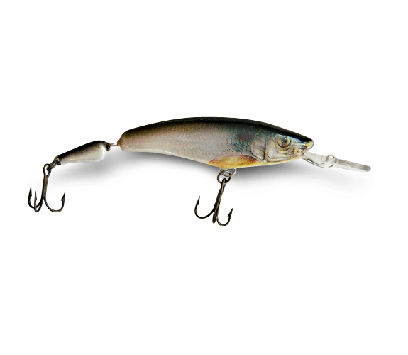 Ugly Duckling Stinger 7S Jointed Shad