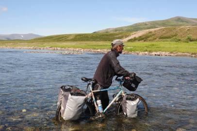 Crosso vodotesne kolesarske torbe 1