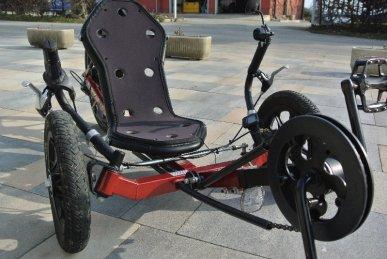 KMX otroski tricikel K3