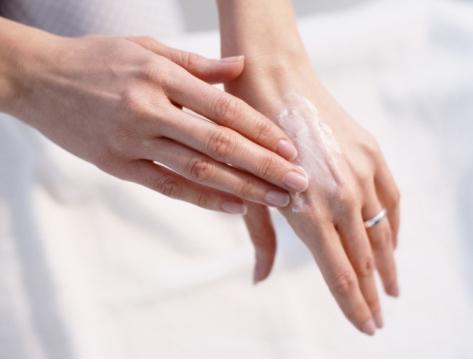 Посинели кончики пальцев на руках