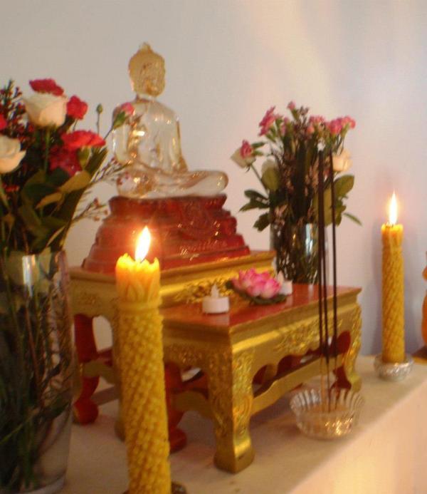 Where should we put Buddha-images? | Dhammakaya Meditation ...