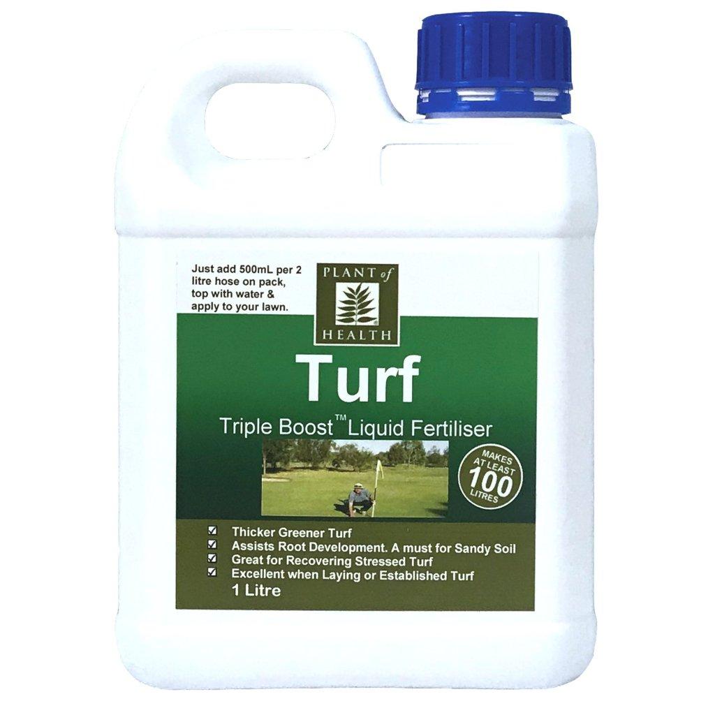 Turf Triple Boost Liquid Fertiliser