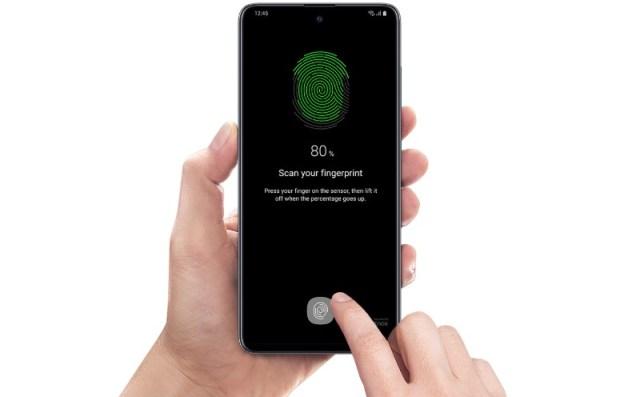 Cara Menambah dan Menghapus Kunci Sidik Jari di Samsung
