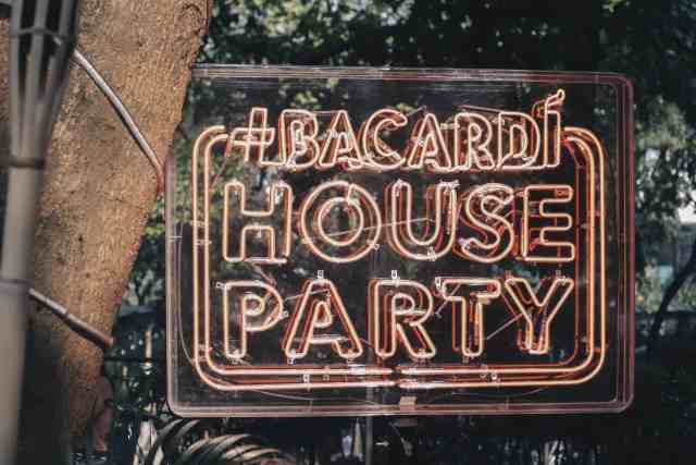Bacardi House Party Teaser