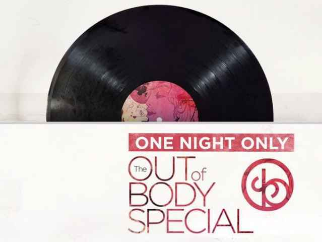 Out of Body SPecial One Night Only image cover