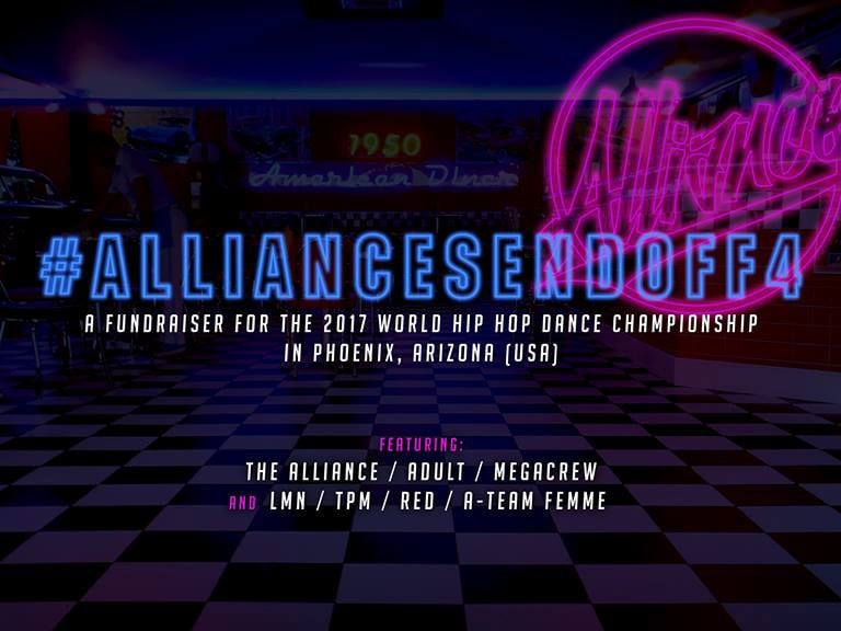 Alliance Send Off 4 poster