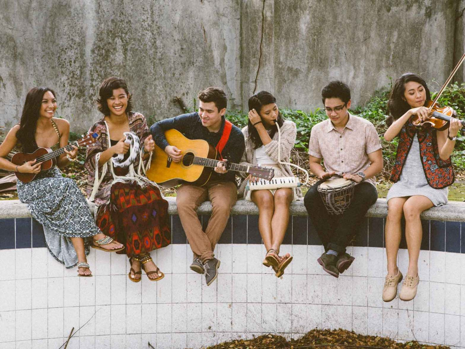 The Ransom Collective promotional photo